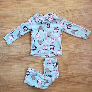 Flannel Christmas Pajamas